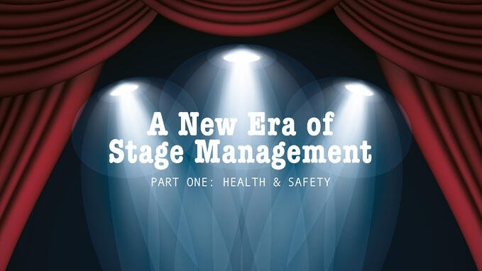A new era of stage management