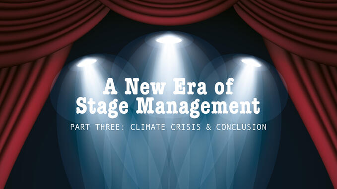 A new era of stage management3
