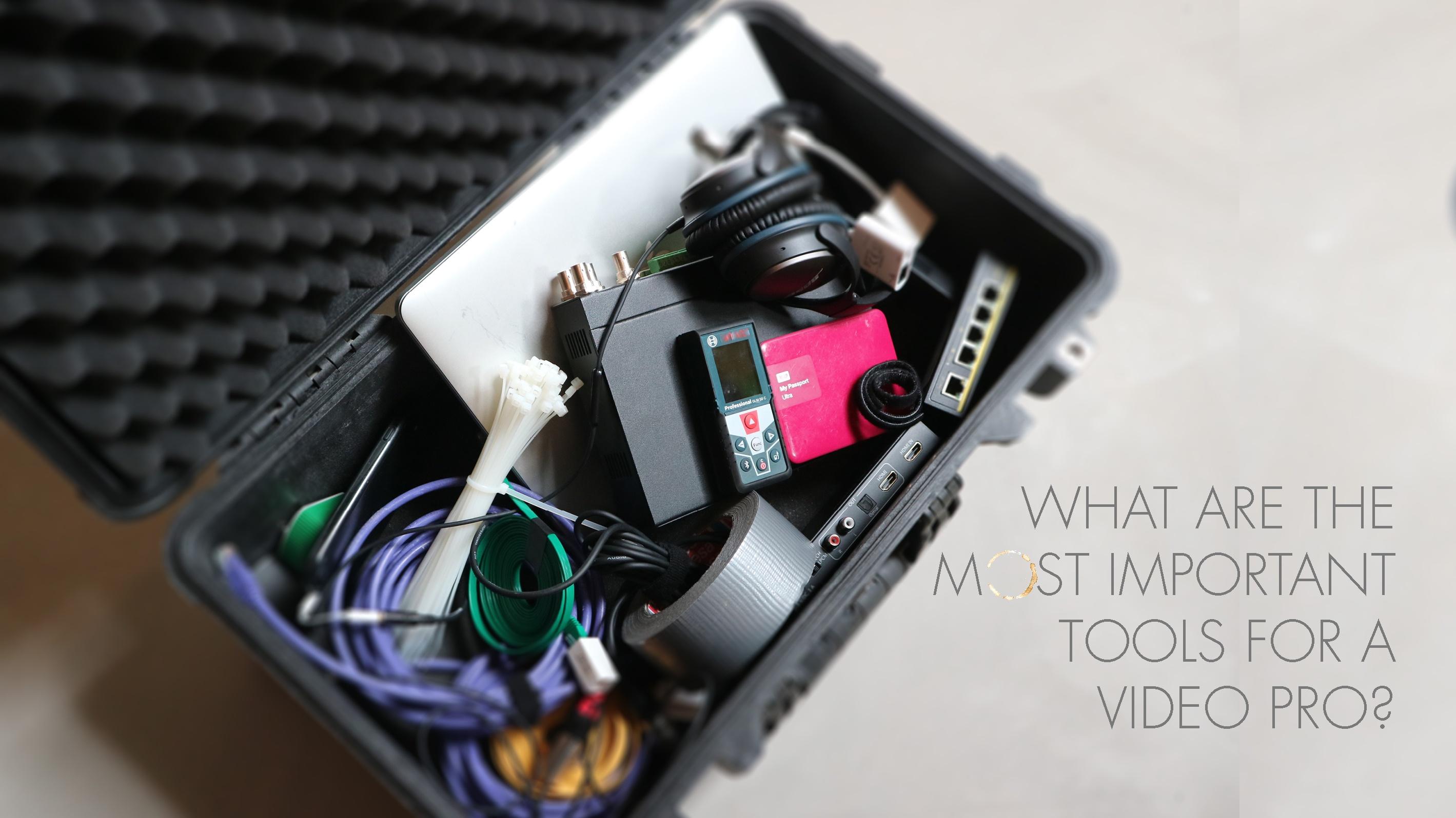 Video pro toolkit