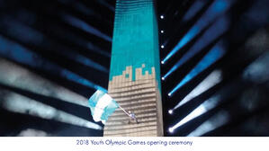 Youth olympic games opener