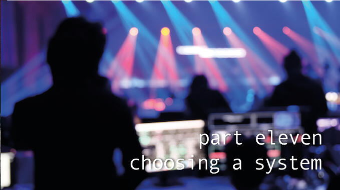 part11- choosing a system